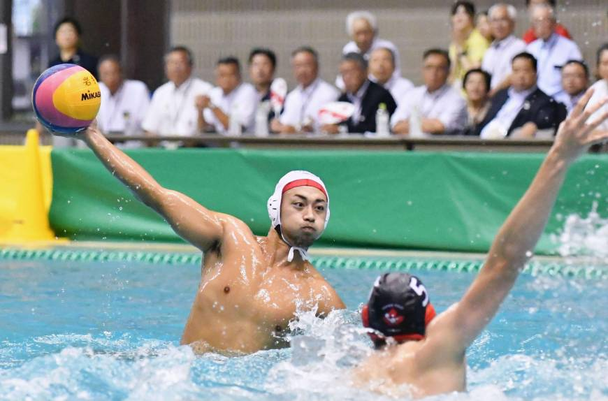 Canada's national water polo squad forges new bonds during trip to Japan