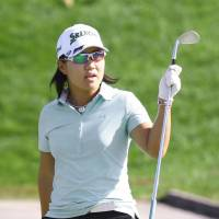 Nasa Hataoka six back after three rounds at Evian Championship