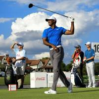 Tiger takes lead into final round of Tour Championship; Hideki Matsuyama 16th