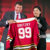 Wayne Gretzky expresses support for NHL players returning to Olympics