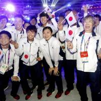 Rikako Ikee promises to keep working as Asiad ends