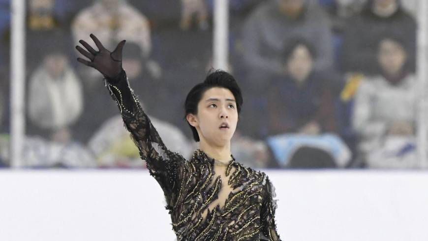 Yuzuru Hanyu and Rika Kihira top podium in season debuts