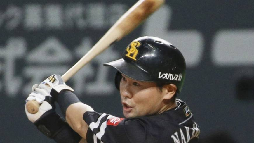 Hawks stage late rally to beat Fighters