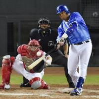 Victories by BayStars, Swallows prevent Carp from clinching pennant