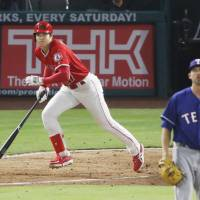 AL Player of the Week Ohtani continues hit streak