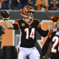 Bengals jump on Ravens in first half en route to victory