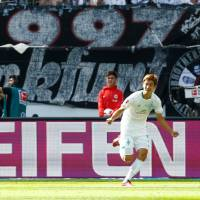 Osako nets first league goal for Werder in win over Eintracht