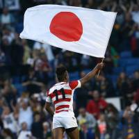 Ticket sales brisk as Japan prepares for rugby mania