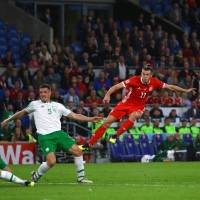 Gareth Bale stars for Wales in rout of Ireland