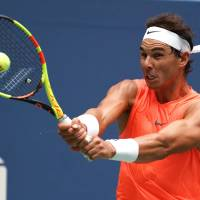 Rafael Nadal battles past Karen Khachanov in third-rond encounter