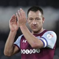 John Terry rejects contract offer from Spartak Moscow