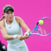 Amanda Anisimova advances to Japan Women's Open final