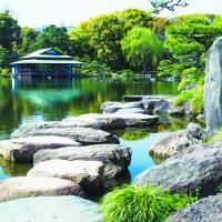Historical gardens among unique event spaces for rent