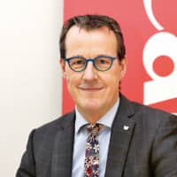 Jaap van 't Ooster, Managing Director of Canon Hungaria | © Canon