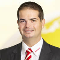Tamás Mezei, General Manager of Fanuc Hungary