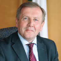Ireland's Minister for Agriculture, Food and the Marine Michael Creed