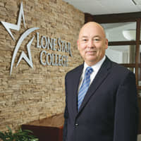 Lone Star College Chancellor Stephen C. Head, Ph.D. | LONE STAR COLLEGE