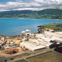 Located in New Zealand's South Island, Nelson Pine Industries is one of the largest single site producers of Medium Density Fibre in the world. | © NPIL