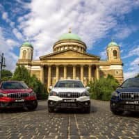 Iconic models produced on the Esztergom production line include the Swift, Wagon R+, Ignis, Splash, SX4, SX4 S-Cross and Vitara.