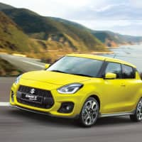 The hugely popular Swift model has been the No. 1 selling car in the light passenger car segment for 13 years. | © Suzuki