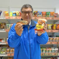 Freeze-dried food guru engages in decades-long quest to take fare to new heights