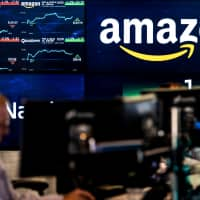 Amid intensifying investor shock, Amazon.com Inc.'s shares have now lost one quarter of their value since hitting a record high last month of $2,039.51.   BLOOMBERG