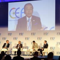 Firms must play bigger role in tackling climate change, experts and business leaders tell Tokyo forum