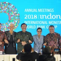 'Winter is coming': IMF talks in Bali point to tremors rattling world economy
