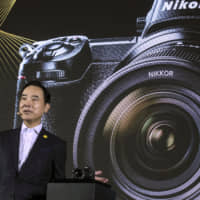 Nikon targets younger, net-savvy Thais for new high-end cameras