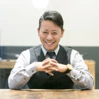 Haruki Atarashi, CEO of Cinqsmile Inc., believes better and healthier communication helps employees to have higher morale and an improved work ethic. | CINQSMILE INC.