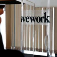 SoftBank Group Corp. is likely to invest several billion dollars in WeWork on top of the $4.4 billion that it put in through its Vision Fund last year, a source said. | REUTERS