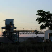 This niobium mining facility in Catalao, Brazil, was bought by China Molybdenum in 2016. Brazil controls about 85 percent of the world's supply of niobium, and presidential front-runner Jair Bolsonaro says Brazil should develop the resource itself. | REUTERS