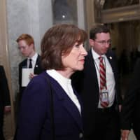 GOP's Susan Collins downplays talk her vote for Brett Kavanaugh will backfire at polls as Susan Rice eyes run