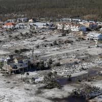 Hurricane Michael death toll rises to at least 17 as search goes on in Florida