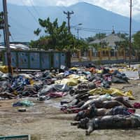 Time running out in search for survivors of Indonesia's quake and tsunami