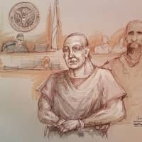 Mail bomb suspect appears in Florida court as new package is intercepted