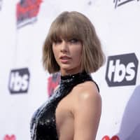 Taylor Swift arrives at the iHeartRadio Music Awards at The Forum in Inglewood, California, in 2016. Swift jumped into a contentious midterm political race with a rare endorsement, but her focus on gender issues and human rights made her political statement a personal one. While she's gotten criticized from Republicans and Trump, Swift stuck to the issues important to her in her decision to vote for Democratic candidates in Tennessee. | RICHARD SHOTWELL / INVISION / VIA AP