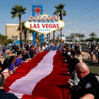 One year later, Las Vegas remembers 58 killed in horrific sniper massacre