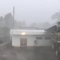 Typhoon Yutu leaves Northern Marianas without power or water
