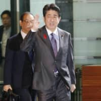LDP to present draft for revising Japan's pacifist Constitution to Diet without consulting Komeito