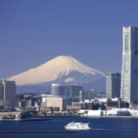 Traces of previously unknown Mount Fuji eruptions uncovered at bottom of nearby lake