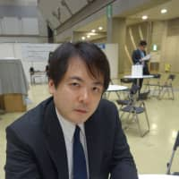 Teru Oshima's website maps houses and buildings where unnatural deaths, including murders and suicides, have taken place.   ALEX MARTIN