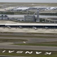 Number of foreign visitors to recovering Kansai International Airport returning to last year's levels