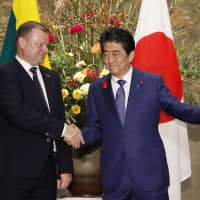 Japan and Lithuania agree to boost bilateral economic cooperation
