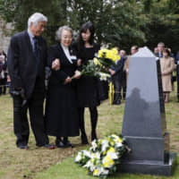 Memorial for victims of Japanese vessel sunk during World War I unveiled in Wales