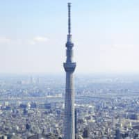 Tokyo Skytree among buildings linked to data scandal at earthquake shock absorber-maker KYB Corp.