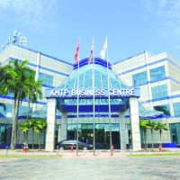 Kulim Hi-Tech Park is home to many multinational companies' factories and research and development centers.   KHTP