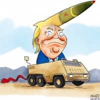 U.S. INF treaty pullout plays into Russia's hands