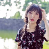 Digital native: Haruna Kimishima, who records as Haru Nemuri, learned a lot about songwriting through internet research and put out rough cuts on social media before releasing her April album, 'Haru to Shura.' | KENTA SETO