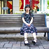 Musical intro: Haruna Kimishima took an interest in underground music acts when she was a student, eventually getting into acts such as the Pixies and Yeah Yeah Yeahs. | KENTA SETO